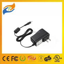 AC DC Adaptors 24V 300mA Power Adapter Switching 7.2W with 2.5*5.5mm with CE/UL/FCC/GS/SAA/CSA