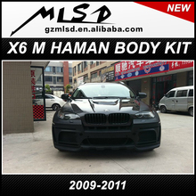 Fiber Haman Style Body Kit For X6 E71 - Buy X6 Body Kit 2008-2014