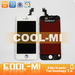 wholesale mobile phone lcd touch screen display kit replacement for apple iphone 5