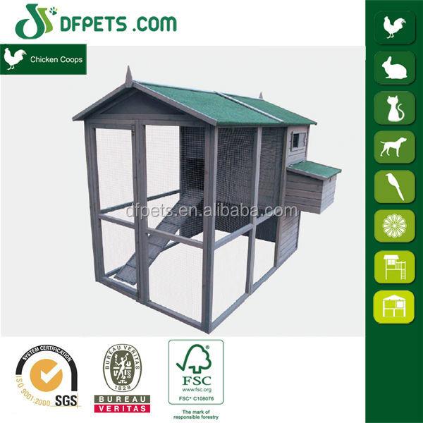 DFPets DFC008 Cheap Wood Chicken Coop