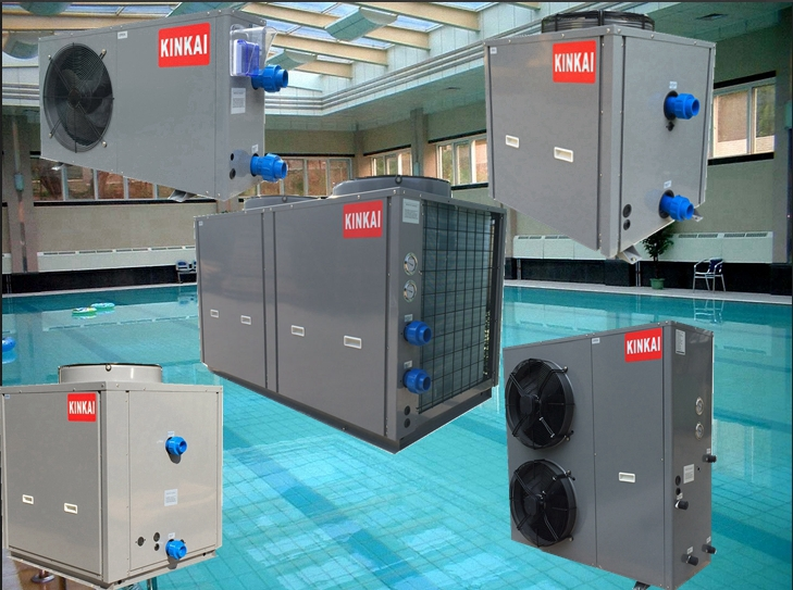 Professional produce air source anti corrosion heat pump Air source heat pump for swimming pool