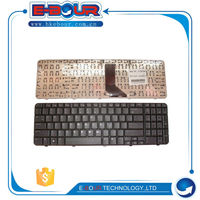 US Black for HP Compaq Presario CQ60 G60 Laptop Keyboard