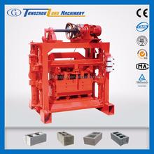 QTJ4-40B2 small scale production machinery