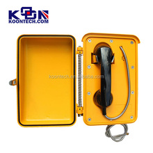 4G Base Station Manufacturer Internet Powered Weatherproof Telephone
