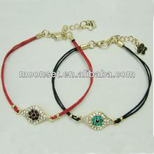 2014 Lucky Simple Eyess Handmade Bracelet Ideas