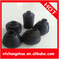 rubber bellow dust cover ball joint auto dust covers rubber leg covers