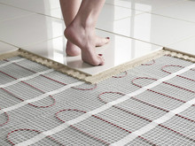 Heating Mats For Floor Warming Systems Electrical Floor Heating Bathroom Electric Underfloor Heating Mat