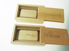 High Quality Free Logo Engrave Company/Personal Gift Pendrive USB Creative Wooden USB Flash Drive 1G 2G 4G 8G 16G 32G