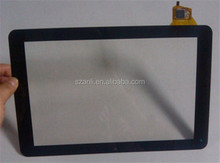 Projected capacitive touch screen panel