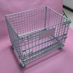 good quality new design galvanise wire decking wire container