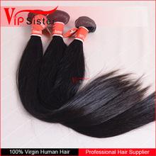 VIP Sister Black Women Hot Hair Products Virgin Remy Aliexpress High Quality Brazilian Hair Extension Straight Human Hair