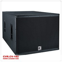 cvr audio system + bass speaker / PA subwoofer