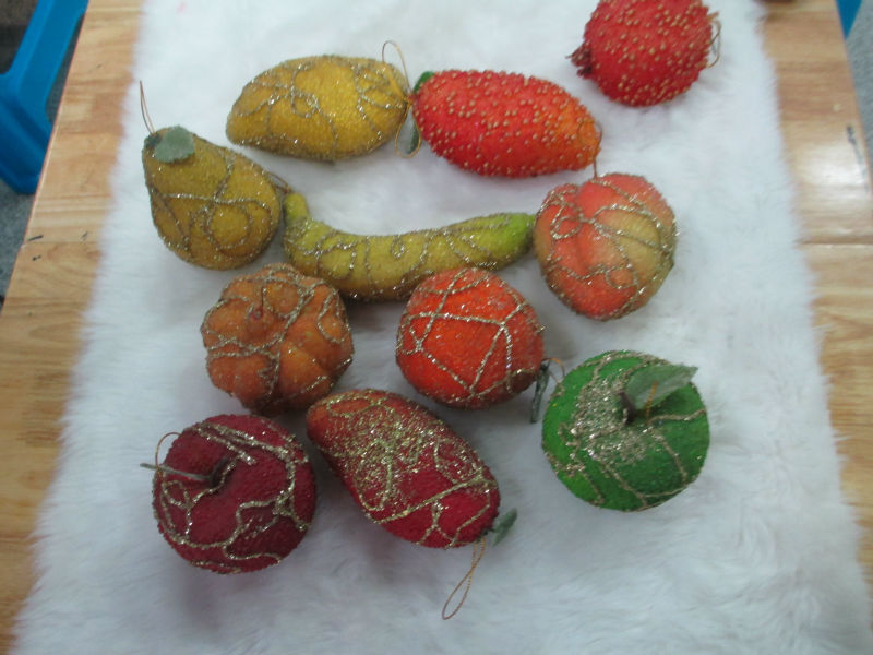 top quality hot selling artificial fruits for decoraqtion
