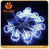 Santa claus led outdoor light led string lights for party decoration, Christmas decoration rainbow led light