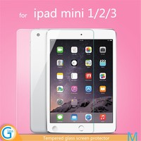 Anti Shatter Tempered Glass Skin for iPad Mini