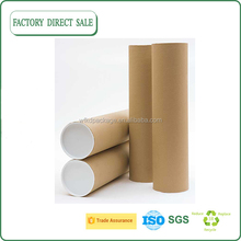 New style paper mailing tube for packing cylinder tea cardboard box