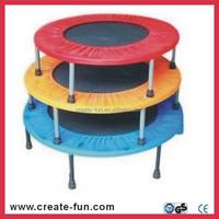 CreateFun 40inch Mini Folding Indoor Kids Trampoline Without Safety Net