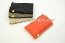 brief simple design felt cases for Ipad