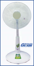 Customized 69W 14inches DC stand fan