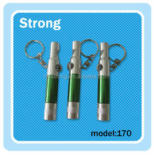 pocket LED torch/mini LED flashlight keyring/pocket LED keychain Manufacturer&Supplier