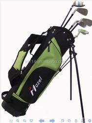 B&G OEM Kids Blue Color Junior Golf Club Set with Golf Bag