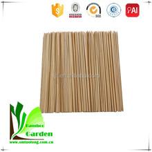 BBQ Flat Bamboo Skewer/Stick in Bag