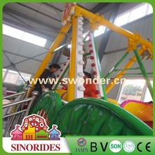 [SINORIDES] 2015 amusement park ride classic kiddie pirate ship for sale