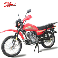 CGL125 Chinese Cheap 125cc Motorcycles 125CC Motocross 125cc Motocross With Front and Rear Carrier For Sale CGR125