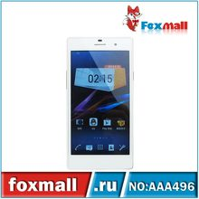 Wholesale Mobile Phones3G Touch screen MTK6592 Octa Core 1.7GHz 1280*720 buletooth Dual Cameras GPS WIFI AAA496