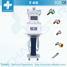 Portable velashapePortable velashape for weight loss machine with cavitation and vacuum roller for body and face