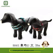 Elegant And High-End Natural Color Pet Product Reflective Dog Harness