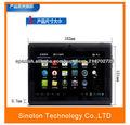 7 comprimidos pulgadas con Q88 mediados Tablet PC Manual del buletooth HD: 1024x600 tableta de 7 pulgadas