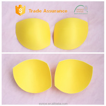 YSE03 2015 Chian Wholesale Hotselling ladies' foam padding bra cup for evening dresses