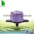 de plástico ajustable de presión para gotero de riego