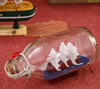 Ship in a bottle - Traditional handmade, handcrafted - 300ml