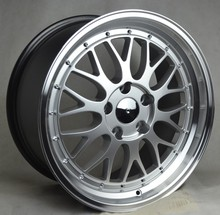 sport rim 17 inch alloy wheel 4X100 wheel rims 114.3 japanese wheel rim for sale