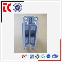 China hot sales custom made aluminum die casting monitor upper mount for display accessory with cheap price