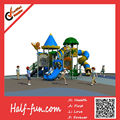 Equipo para parques infantiles con logo impreso personalizado