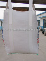 100% New virgin material Pp Plastic Big Bag, FIBCs Unloading with baffle and Brace for 2000kg packing