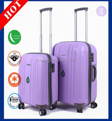 2015 purple luggage /New style lugg/furong luggage