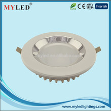 ningbo gold manufacturer 2500lm led recessed dimmable downlight 30w 8inch led light downlight