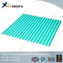 Warehouse Roofing Material Plastic Ridge Tile For Flat Roof Tiles Corrugated PVC Roof Sheets Price Per Sheet