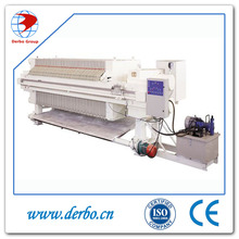 Automatic low price high quality membrane filter press for coal