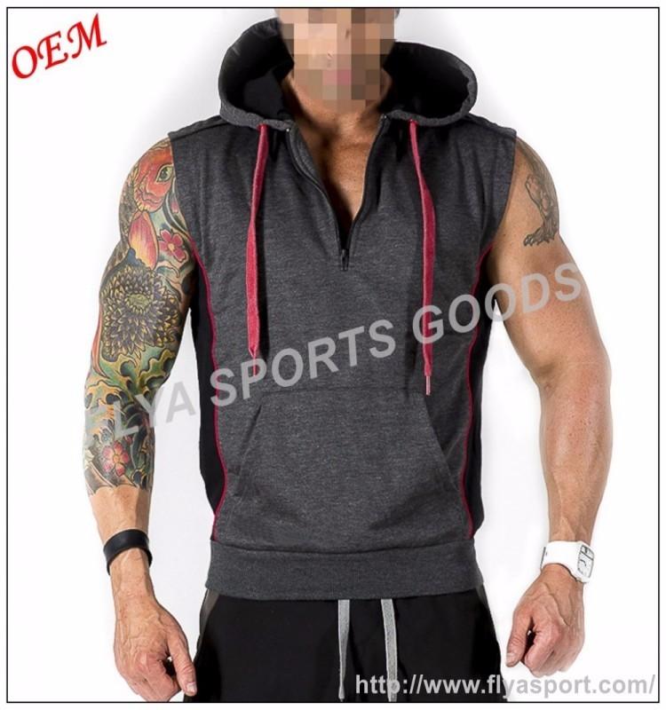 black sleeveless half zip hoodies  (1).jpg