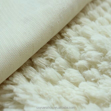 spray decoration plush fabric for homewear