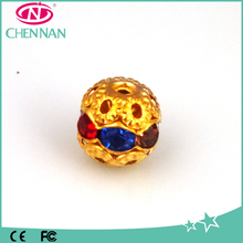 Pujiang Crystal Pendants Spacer Beads Low Price Bead Landing Shamballa Balls