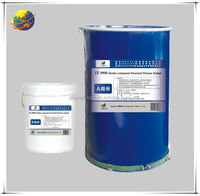 weatherable UV resistant two components Silicone Sealant for insulated glass construction glass