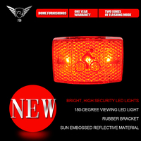High quality Bicycle Safety LED Warning Lights for bicycles,electric cars,motorcycles