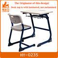 Escola de mesa e cadeira da sala de aula- tapetes