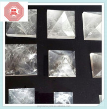 High quality hexagonal pyramid Pencil Points natural Crystals Points Semi-Precious Stone Home decorator crafts